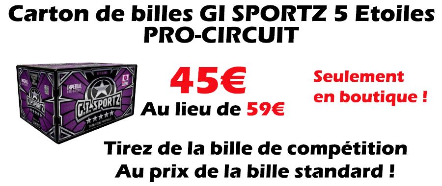 Offre boutique gi sportz 5