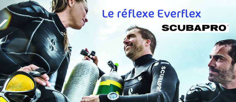 Everflex Scubapro