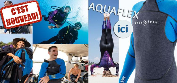 nouvelle combi aquaflex