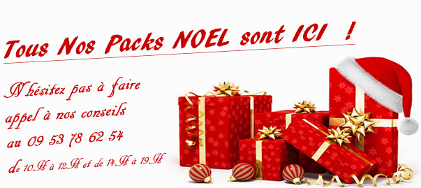 pack noel 2016