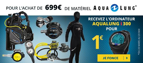 i300 aqualung