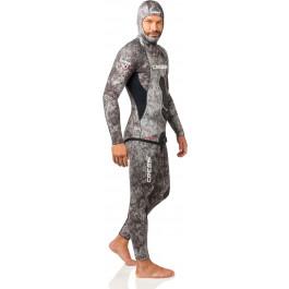 Combinaison humide 7mm homme apnea camou