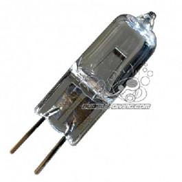 ampoules halogénes de projection 3200K-6V-20W-G4