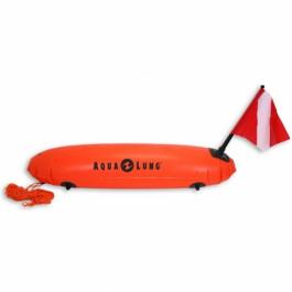 Bouée de signalisation torpille orange