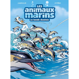 Livre BD Les Animaux Marins Tome 5 BAMBOO EDITIONS