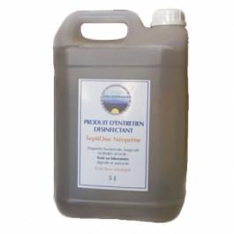 SeptiOne Néoprene Désinfectant 5L Gamme Pro Dilution 0,5%