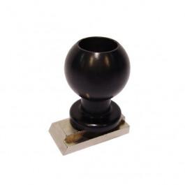 Fixation à boule 25mm pour PRO V8 et lampe C-Lite 8 IKE 9571.5