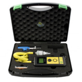 VANDAGRAPH VN202 MKII Analyseur Oxygène avec Kit DIN