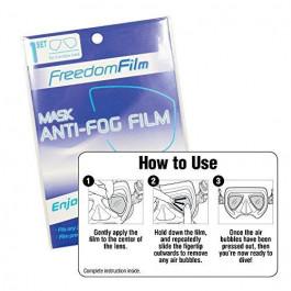 Film Anti Buée pour masque