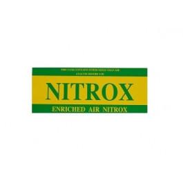 Autocollant Nitrox