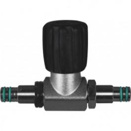 Barre de liaison avec robinet d'isolation 140 mm