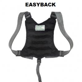Baudrier souple EasyBack en grenaille inox 6kg