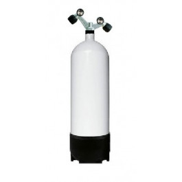 Bouteille 15 Litres ROTH 2 Sorties TAG