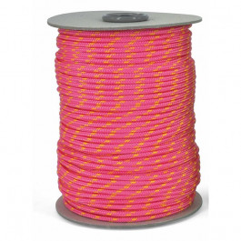 Corde Ficel Bout FUSCHIA 3,5 vendu au mètre