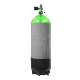 Bouteille d'air 15 litres simple connexion - Compétition