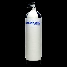 Bouteille Carbone 12 litres CARBONDIVE 300