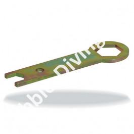 Clé de démontage pour filtre ou flexible HP Coltri