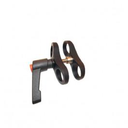 Clamp pince serrage avec bloqueur 25mm
