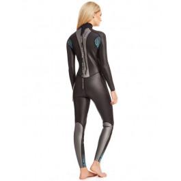 Combinaison de nage AquaSkin Hiver 1mm Femme