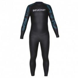 Combinaison  ZENTO 2mm apnée, la nage outdoor et le triathlon BEUCHAT M DESTOKAGE