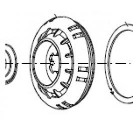 COUVERCLE NOIR R195 SCUBAPRO