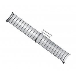 Kit bracelet montre DX et D9tx Suunto Titanium Silver