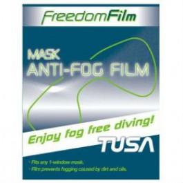 Film Anti Buée pour masque Mono verre TUSA
