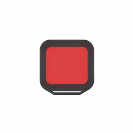 Filtre Rouge pour caisson GoPro Hero, Hero 5 et 6 Polarpro