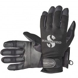 Gants TROPIC 1.5mm black