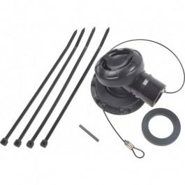 Kit de conversion Fenstop pour tuyau annelé d'inflateur OMS