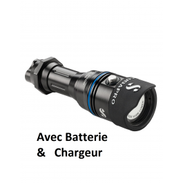 Chargeur Avec 850r Novalight Batterieamp; Lampe Scubapro CxdoBe