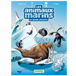 Livre BD Les Animaux Marins Tome 4 BAMBOO EDITIONS