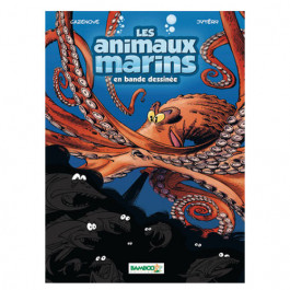 Livre BD Les Animaux Marins Tome 2 BAMBOO EDITIONS
