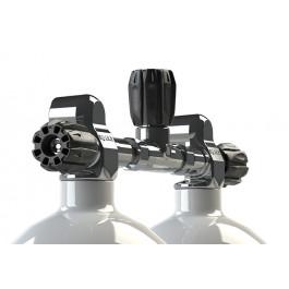 Barre de liaison avec robinet d'isolation APEKS