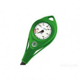 Manomètre AL 50 O² AQUALUNG Nitrox / Oxygène Flexible COURT