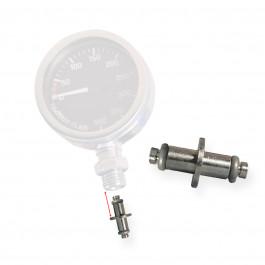 Raccord HP Swivel pour manomètre Nipple Pivot