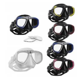 Masque ZOOM EVO avec Verres Correcteurs Myopie