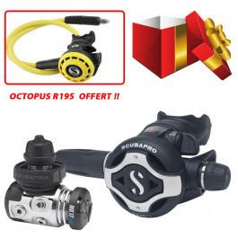 Pack NOEL MK17 EVO DIN S620Ti + Octopus R195 Offert !