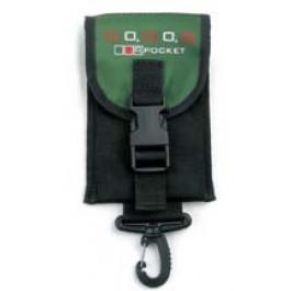 Pochette o2 regulator double safety lock