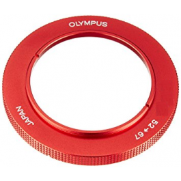Bague de conversion 52 en 67mm Olympus