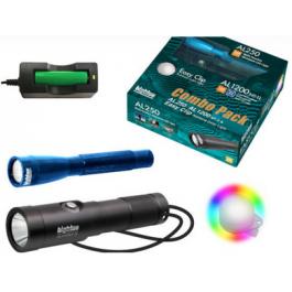 Pack de lampes AL1200NPII AL250 et Easyclip Rainbow BIGBLUE