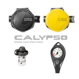 Pack Detendeur CALYPSO 2017 Aqualung - Club