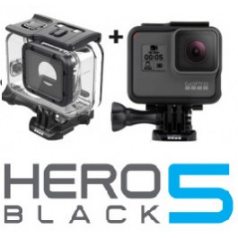 Pack GoPro HERO5 + Caisson 60 mètres