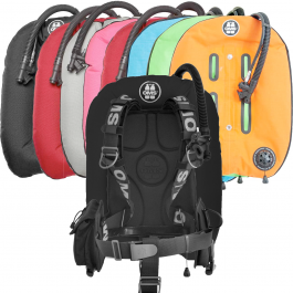 Pack stab dorsale SmartStream Signature Wings OMS Mono 14,5 L