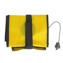 Parachute de palier URGENCE à purge & ardoise Aqualung