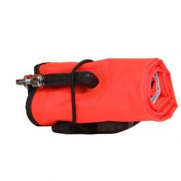 Parachute de palier fermé orange 1m82  OMS