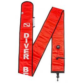 Parachute Palier Orange SMB OK cordura Soupape DELUXE 183cm
