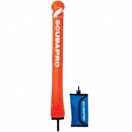 Parachute PVC orange 1.3m SCUBAPRO