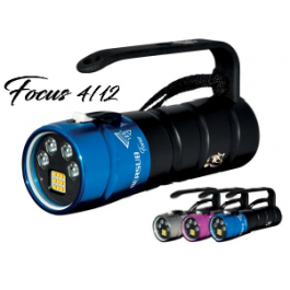 Pack Noel Phare Lithium Focus 4 / 12 Bersub avec chargeur