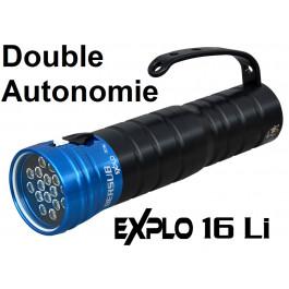 Phare Double Autonomie EXPLO 16 BERSUB